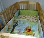 Crib and Bedding Package - Deluxe